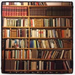 L'odeur fumée des livres