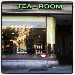 la fin des tea-rooms?
